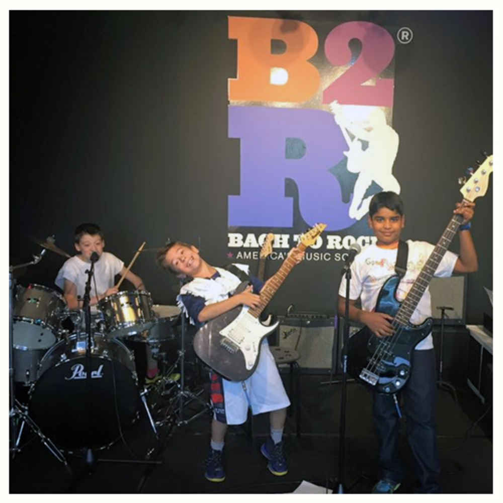 Rock Band Music Camp